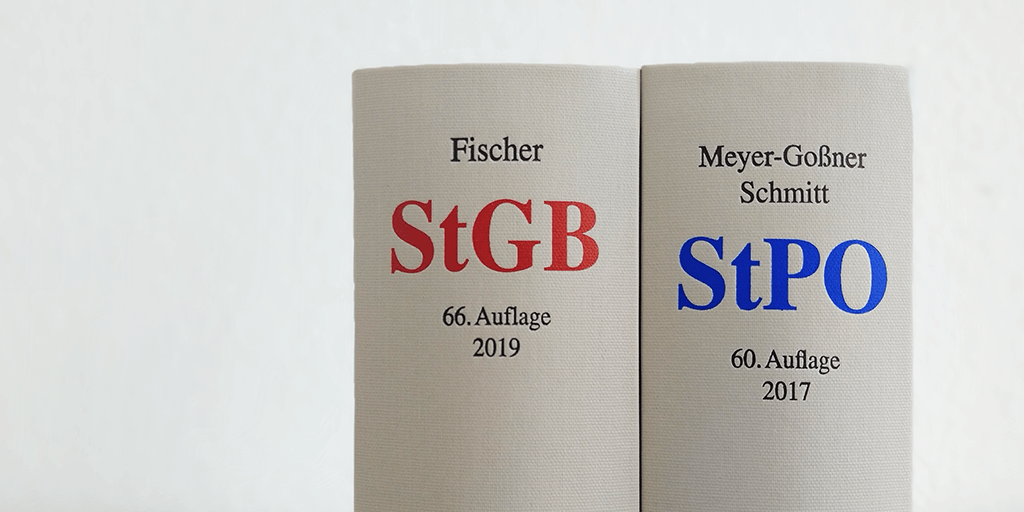 Fischer und Meyer-Goßner/Schmitt